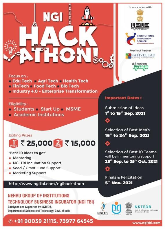 NGI Hackathon